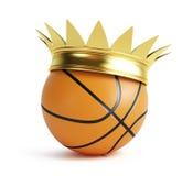 L'oro di pallacanestro si sviluppa royalty illustrazione gratis