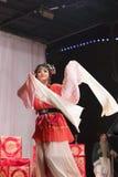 L'oro e la giada di storia di amore di opera di Taiwan ryoen Fotografie Stock