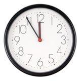 L'orologio Immagini Stock