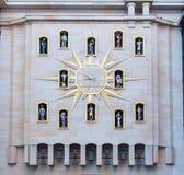 L'orologio dei cittadini fotografia stock