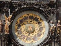 L'orologio di astronomyl Fotografie Stock