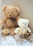 L'orsacchiotto sopporta i giocattoli Immagini Stock Libere da Diritti