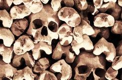L'ossario Fotografia Stock