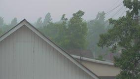 L'ouragan d'orage clips vidéos