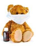 L'ours mauvais photographie stock libre de droits