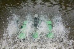 L'outil d'équipement de traitement de l'eau Photo libre de droits