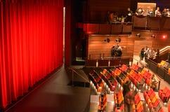 L'ouverture officielle du nouveau d'Auckland théâtre de bord de mer Photographie stock libre de droits