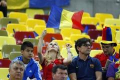 L'Romania-Ungheria Immagini Stock