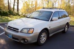 Захолустье l Subaru L Экстренный выпуск фасоли Стоковое Изображение