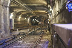 L Train Royalty Free Stock Images