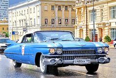 L.U.C. Chopard Classic Weekend Rally 2012 Stock Images