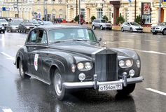L.U.C. Chopard Classic Weekend Rally 2012 Royalty Free Stock Image