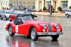 L.U.C. Chopard Classic Weekend Rally 2012 Stock Image