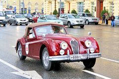 L.U.C. Chopard Classic Weekend Rally 2012 Stock Photo