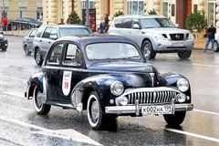 L.U.C. Chopard Classic Weekend Rally 2012 Royalty Free Stock Images