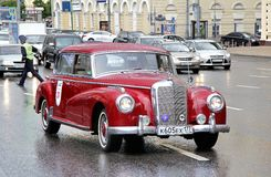 L.U.C. Chopard Classic Weekend Rally 2012 Royalty Free Stock Photos