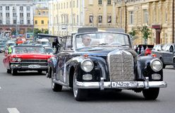 L.U.C. Chopard Classic Weekend Rally 2013 Royalty Free Stock Photography