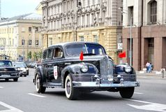 L.U.C. Chopard Classic Weekend Rally 2013 Stock Photography