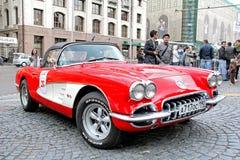 L.U.C. Chopard Klasyczny Weekendu Wiec 2012 zdjęcia royalty free