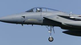 L'U.S. Air Force F-15 Eagle Photos libres de droits