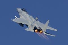L'U.S. Air Force F-15 Eagle Image libre de droits