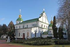 l'ucraina kiev l'ucraina Cattedrale di Sophias del san Immagine Stock Libera da Diritti
