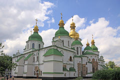 l'ucraina kiev l'ucraina Cattedrale di Sophias del san Fotografia Stock