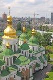 l'ucraina kiev l'ucraina Cattedrale di Sophias del san Immagini Stock Libere da Diritti