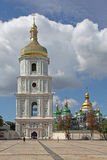 l'ucraina kiev l'ucraina Cattedrale di Sophias del san Poggioreale rovina il portello in balcone Fotografia Stock Libera da Diritti