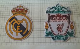 L'UEFA Champions League Photographie stock
