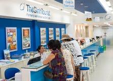 L'ufficio turistico di Sinh Immagine Stock