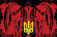 l'ukraine Images stock