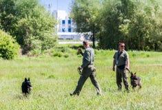 L'Ukraine, Borispol - 22 mai : Poursuivez l'aéroport international de Boryspil de service le 22 mai 2015 dans Borispol, Ukraine Images stock