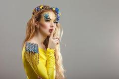 L'Ukraine gratuite image stock