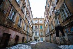 L'Ukraine, Odessa, vieille ville Images libres de droits