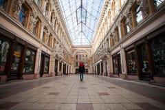 L'Ukraine, Odessa, vieille ville Photo stock