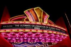 ` L'ultima celebrazione dei film classici ` fotografia stock
