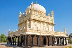 L'ultimo spazio di sosta del sultano di Tipu nel Karnataka fotografie stock libere da diritti