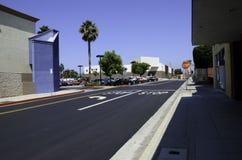 L Uma rua perto da avenida de Veneza Foto de Stock Royalty Free
