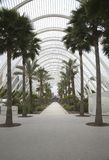 L Umbracle Garden Royalty Free Stock Photo