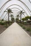 l umbracle ogrodniczy fotografia stock