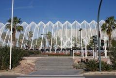 L'Umbracle - Valencia Stock Image