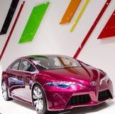 L'undicesima mostra internazionale dell'automobile della Cina (Canton) Fotografie Stock Libere da Diritti