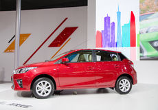 L'undicesima mostra internazionale dell'automobile della Cina Canton Fotografia Stock Libera da Diritti