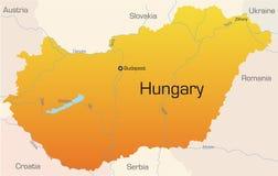 L'Ungheria Fotografia Stock Libera da Diritti