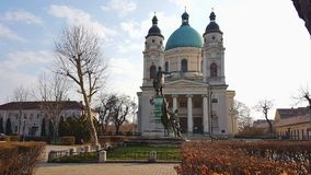 L'Ungheria-Cegléd Immagini Stock Libere da Diritti