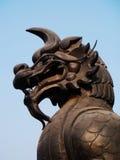 Unicorno Fotografia Stock Libera da Diritti