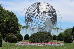 L'Unisphere images libres de droits