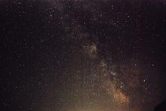 L'univers est le plus sage de nous Photo libre de droits