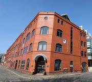 L'università aperta Bristol Inghilterra fotografia stock